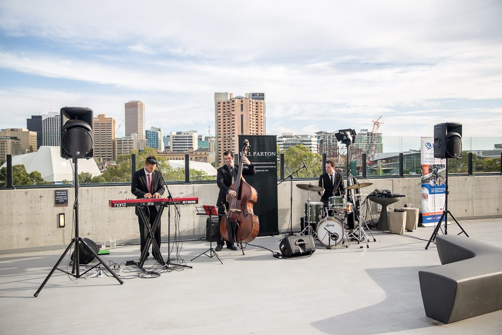 Hire Live Bands & Musicians for Events in Adelaide