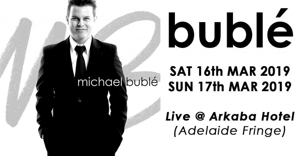 Adelaide Michael Bublé