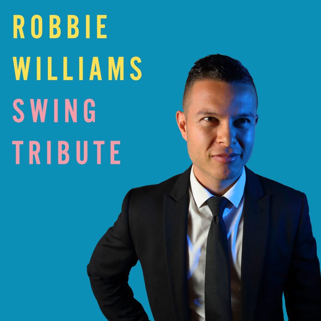 Robbie Williams Swing Tribute Adelaide