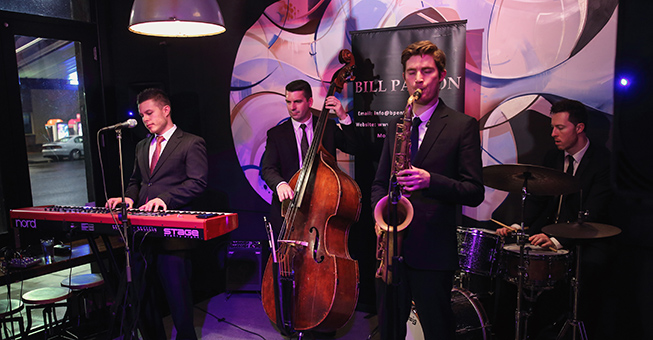Adelaide Jazz Bands & Musicians Hire