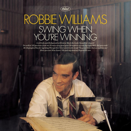 Robbie Williams Swing When You're Winning Swings Tribute Adelaide